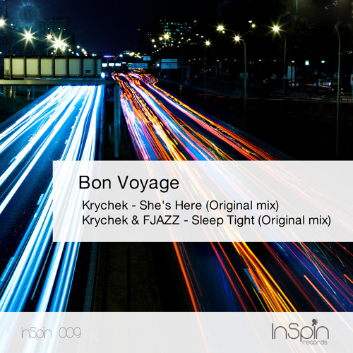 InSpin 009 - Bon Voyage [Out now]