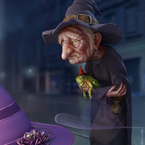 An Elder Witch