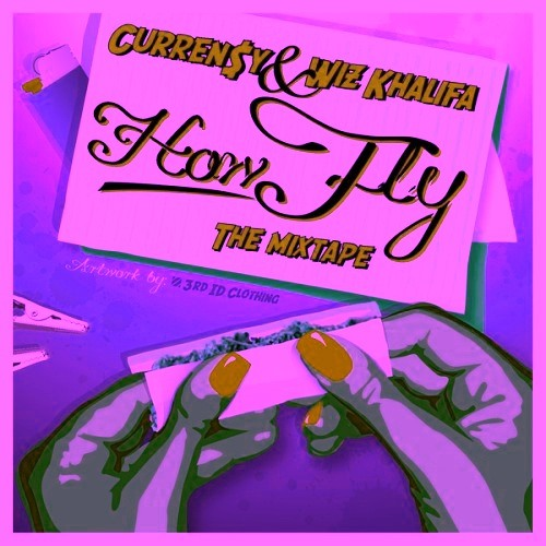 2/15: Wiz Khalifa & Curren$y - The Planes (Chxp Kumite)
