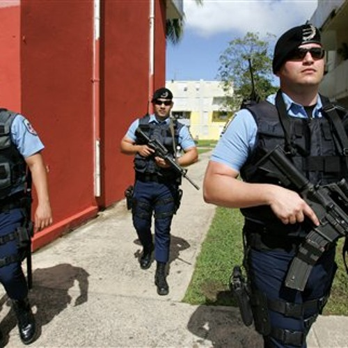 U.S. Justice Department moves to reform Puerto Rican police force