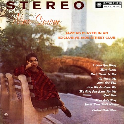 """Nina Simone - """"Little Girl Blue"""" (Bethlehem Records Remastered)"""