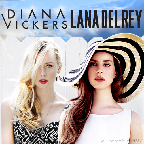 Lana Del Rey and Diana Vickers - Break My Fall (Duet Mix)