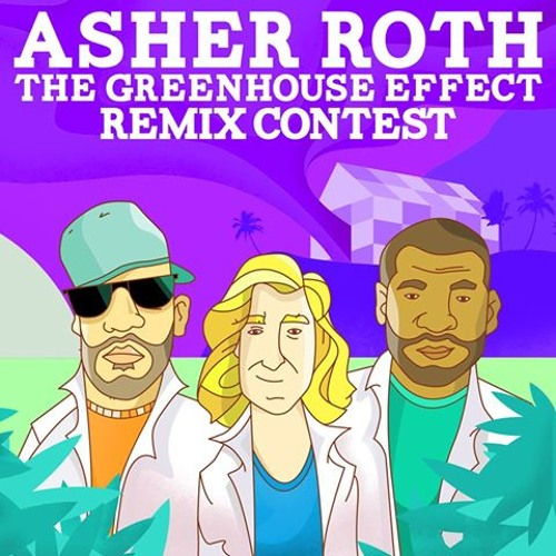 Asher Roth - Pearly Gates (Que Rico Remix)