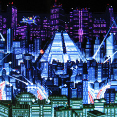 Motherchip & Malmen - Shinjuku Nights