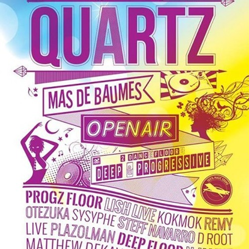 QUARTZ Festival - Podcast Vol 1 By John Mool  -  07.13 - 2013 exclusive broadcast on TKR