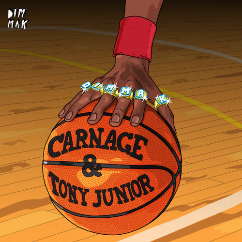 Carnage & Tony Junior - Michael Jordan (Original Mix)