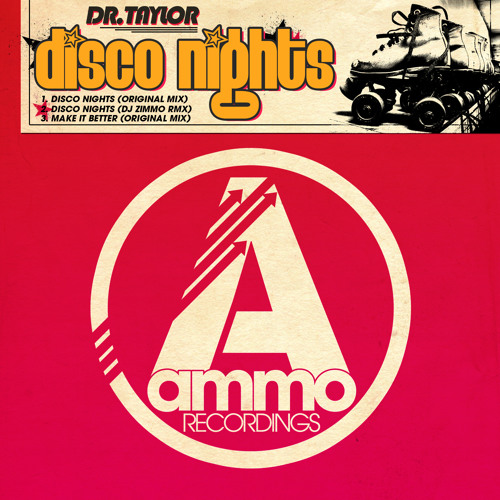 DR. Taylor-Disco Nights-(DJ Zimmo Remix) (Snippet)