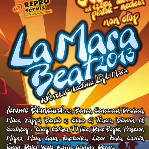 Benco@La Mara Beat 2013 (5.7.2013 tech-house night set)