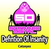 SD026 : Catzeyez - Definition Of Insanity - Released 14th August 2013