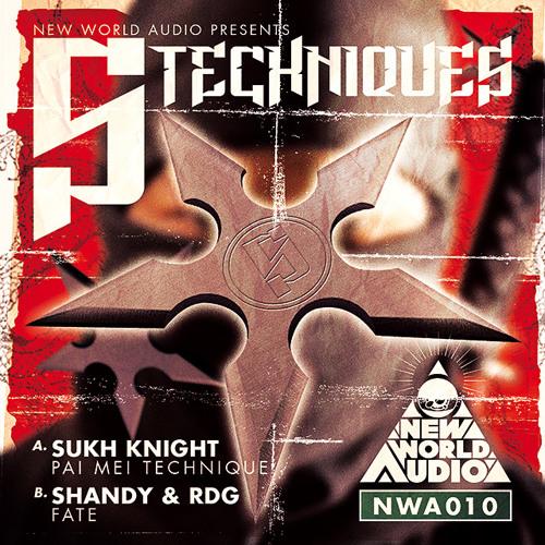 SHANDY & RDG - FATE (RINSE FM rip DJ N-Type Show)