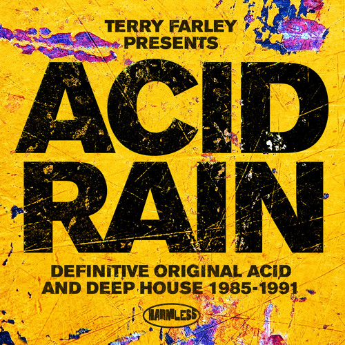 EXCLUSIVE MIX: Six Million Steps - 'Acid Rain' Promo Mix