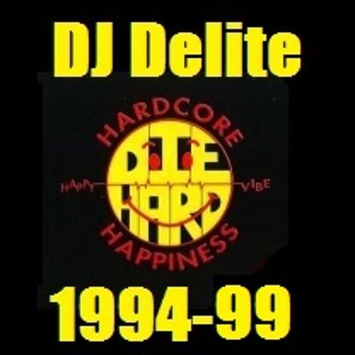 DJ Delite - Happy Hardcore 94 - 99 (mixed In 2012)