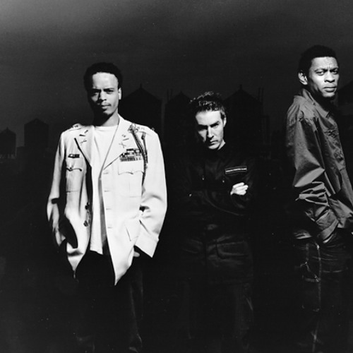 Massive Attack - Finsbury Park, London, UK - 2nd August 1997