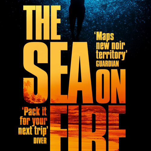 Podcast - Howard Cunnell on The Sea on Fire