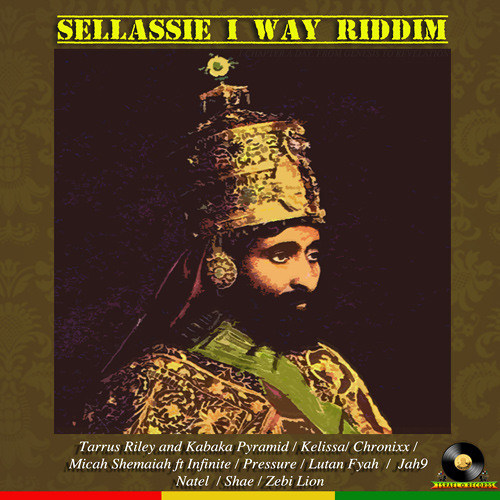 Zebi Lion - Blaze Again [Sellassie I Way Riddim - Israel Records 2013]