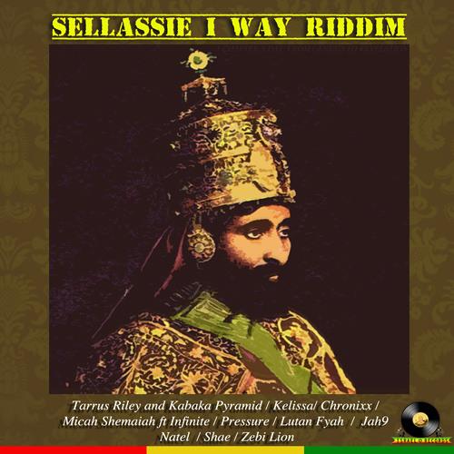 Jah9 - Divine Government [Sellassie I Way Riddim - Israel Records 2013]