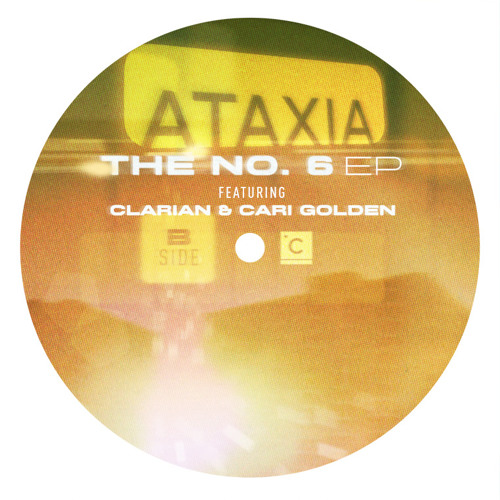 CP037: Ataxia feat. Clarian - The No. 6 (Safeword remix)