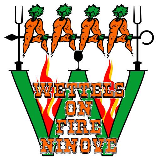Wettels On Fire
