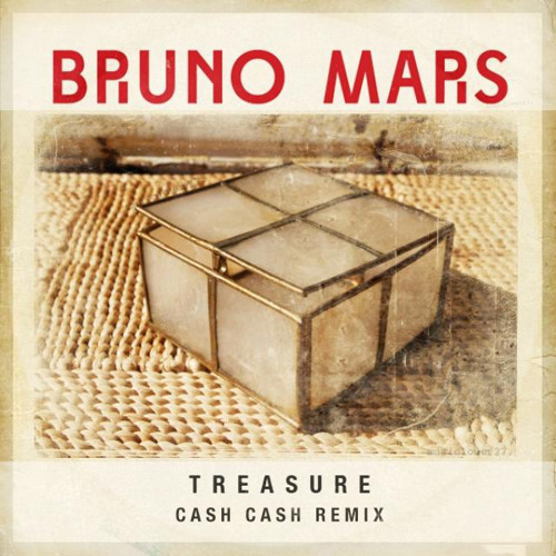 Treasure (Cash Cash Remix)