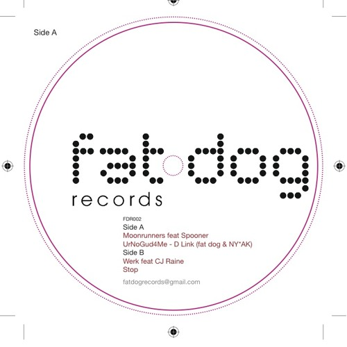 fat Dog (FDR002) Last copies available with FREE download to FDR001