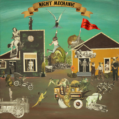 Night Mechanic ~ Attempt To Steal