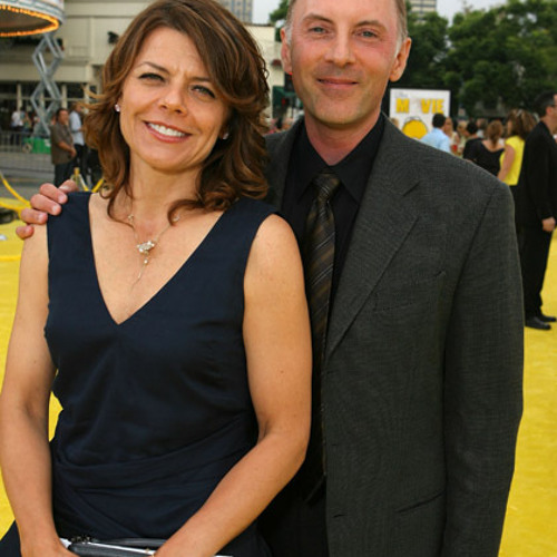 Dan Castellaneta with Wife Deb Lacusta