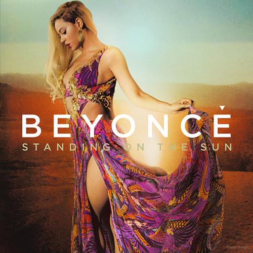 Beyoncé - Standing On The Sun  (Studio Version)(with Reggae Mix)