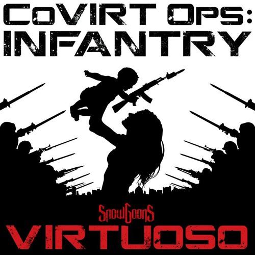 Virtuoso (ft. M-Dot, V. Knuckles) - Ted Koppel (prod. Snowgoons)