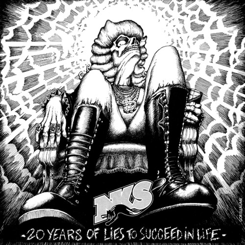 Partículas - MindReflex (Download free) - 20 Years of NKS Compilation