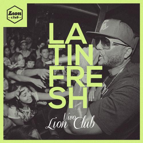 LATIN FRESH EN VIVO LION CLUB 2013