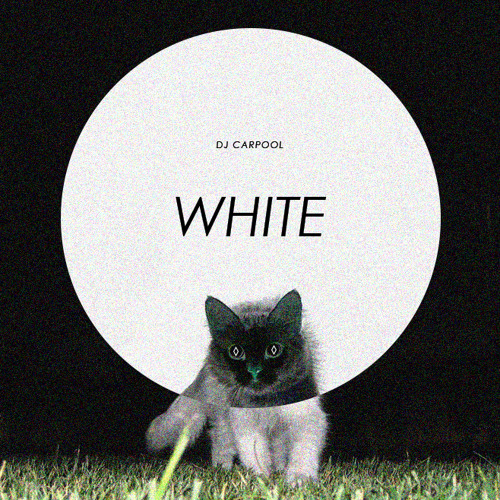 DJ CARPOOL - WHITE