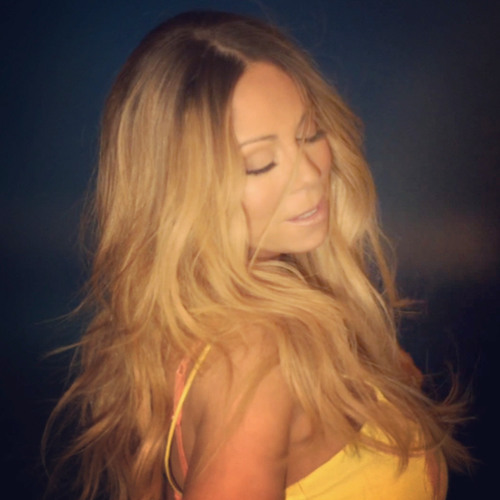 Mariah Carey - Voice Message to Fans (7/23)