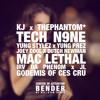 Bender (Remix) ft. COA, Tech N9ne, Mac Lethal, Irv Da Phenom, JL of B.HOOD, + More