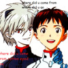 KAWORU DANCING TO COTTON EYED JOE