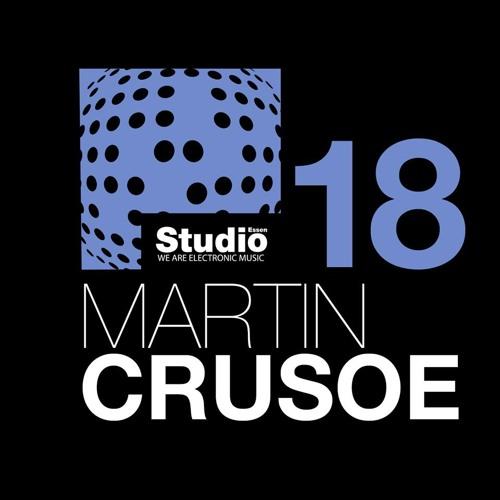 Studio podcast 018 martin crusoe