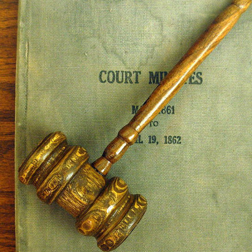 How courts administer media gags