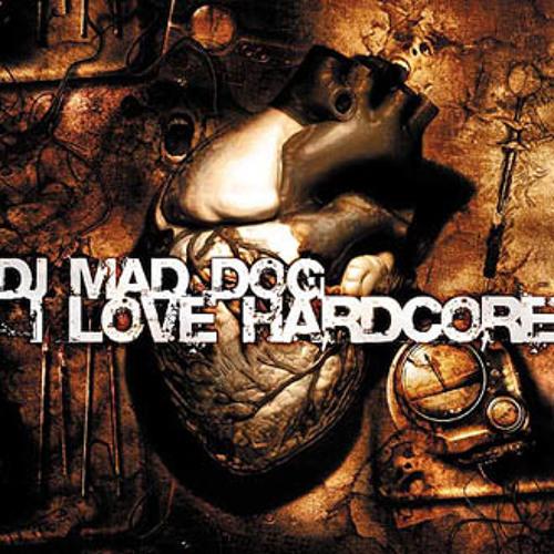 DJ Mad Dog - I love Hardcore (Traxtorm Records - TRAX0050)