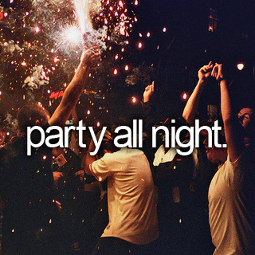 Party All Night Electro House Mix