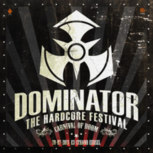 Sandy Warez Live at Dominator 2013 HKV Stage (20/07/2013)