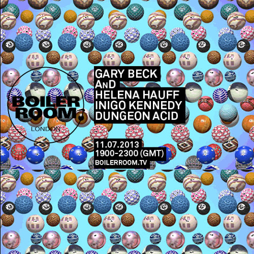Dungeon Acid LIVE in the Boiler Room