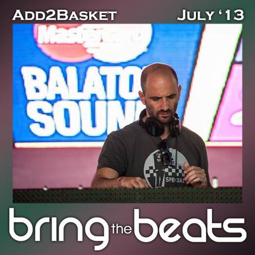 Add2Basket - bringthebeats - July 2013