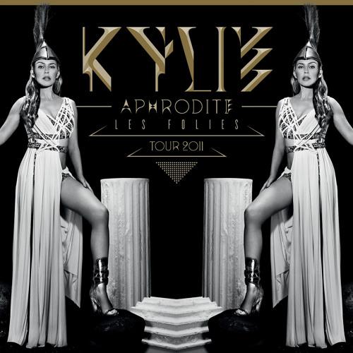 Kylie - On A Night LIke This (Aphrodite Tour Studio Version)