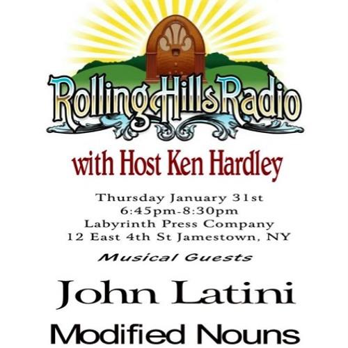 Rolling Hills Radio Ep. 20 - John Latini & Reese Campbell