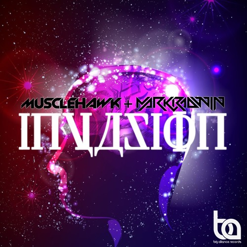 Muscle Hawk + Mark Radwin - Invasion (Original Mix)