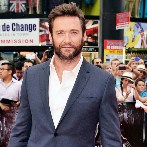 Hugh Jackman Tells Adorable Story of Son's Approval of 'The Wolverine'