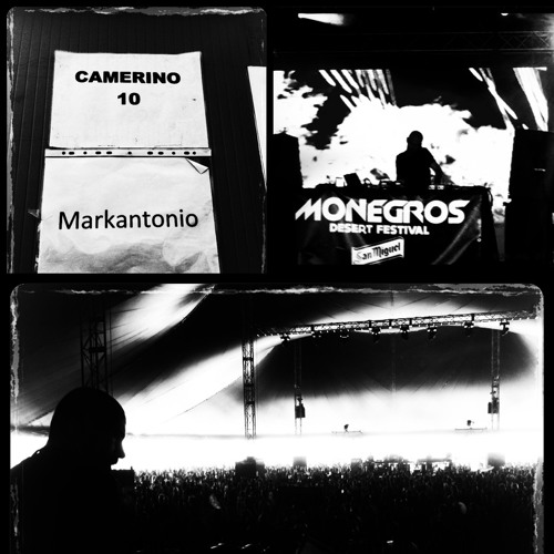 Markantonio Live @ Monegros Desert Festival 2013