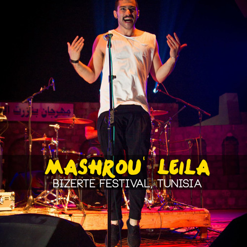 Mashrou' Leila at Bizerte Festival, Tunisia - July 22, 2013