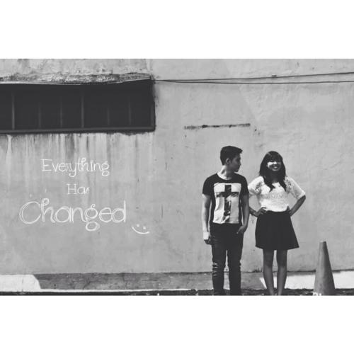 Everything Has Changed - Taylor Swift Ft. Ed Sheeran ( Rhye Zach & Maria Anggita Cover )