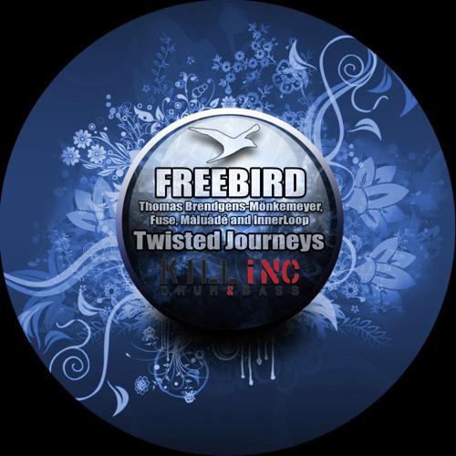 FreeBird & InnerLoop - Floating Psychics [Kill Inc DnB] for free!