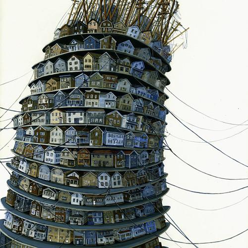City On A Hat